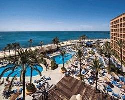 Sunset Beach Club Malaga